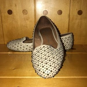 Handmade Leather Jeffrey Campbell Flats